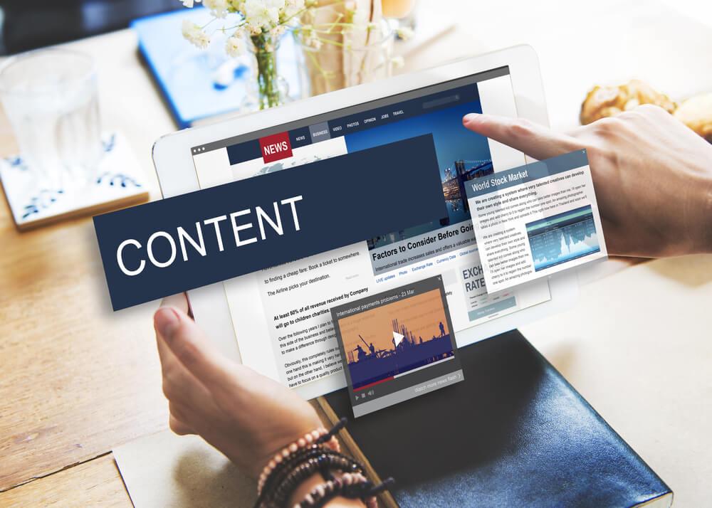 Content marketing best practice