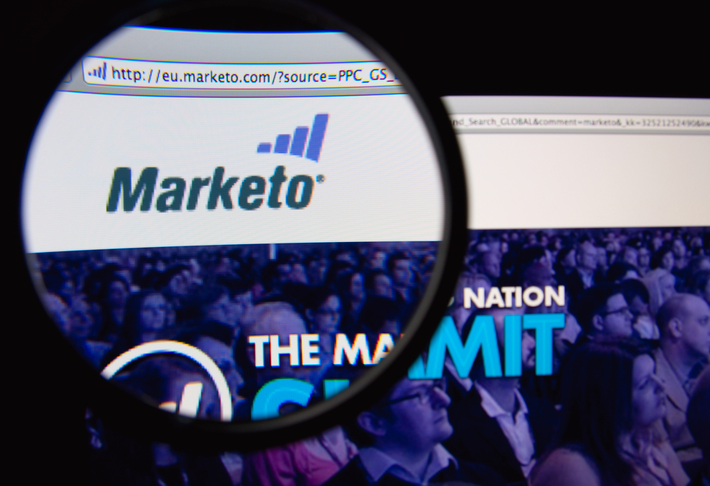 Market Automation Software Review of Marketo