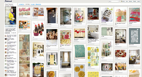 Pinterest – The Hottest New Social Startup