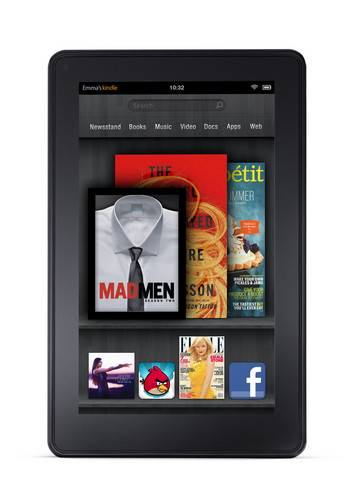 New Kindle Line to Feature HTML5 & CSS3