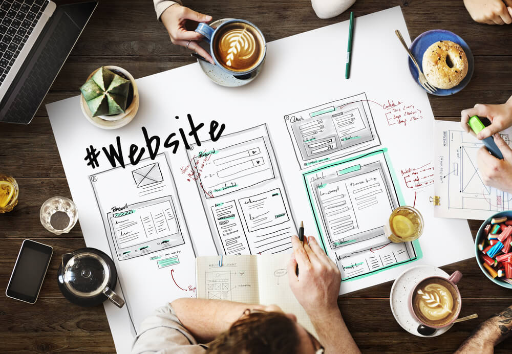 5 Principles of a Good Website Design
