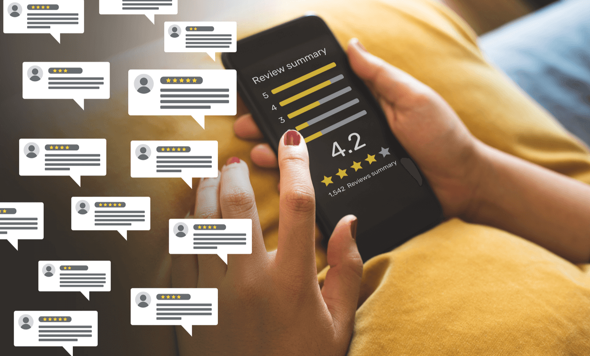 EDITORIAL: Using Customer Reviews for Reputation Opportunities and SEO Impact