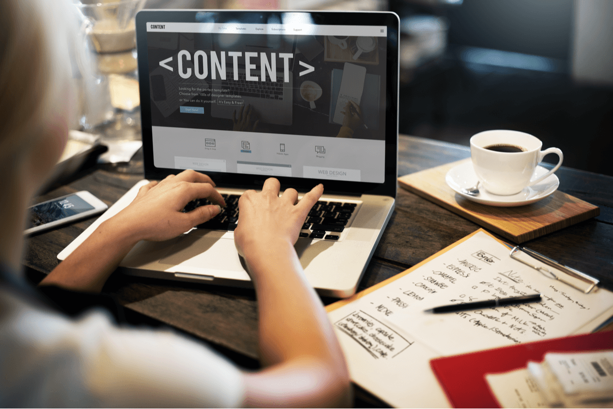 EDITORIAL: Creating Effective Content for Your Website