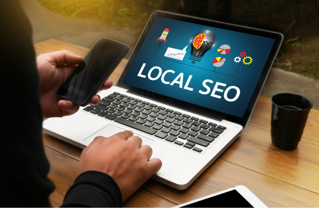 Local SEO for WordPress Websites - Blue Interactive Agency