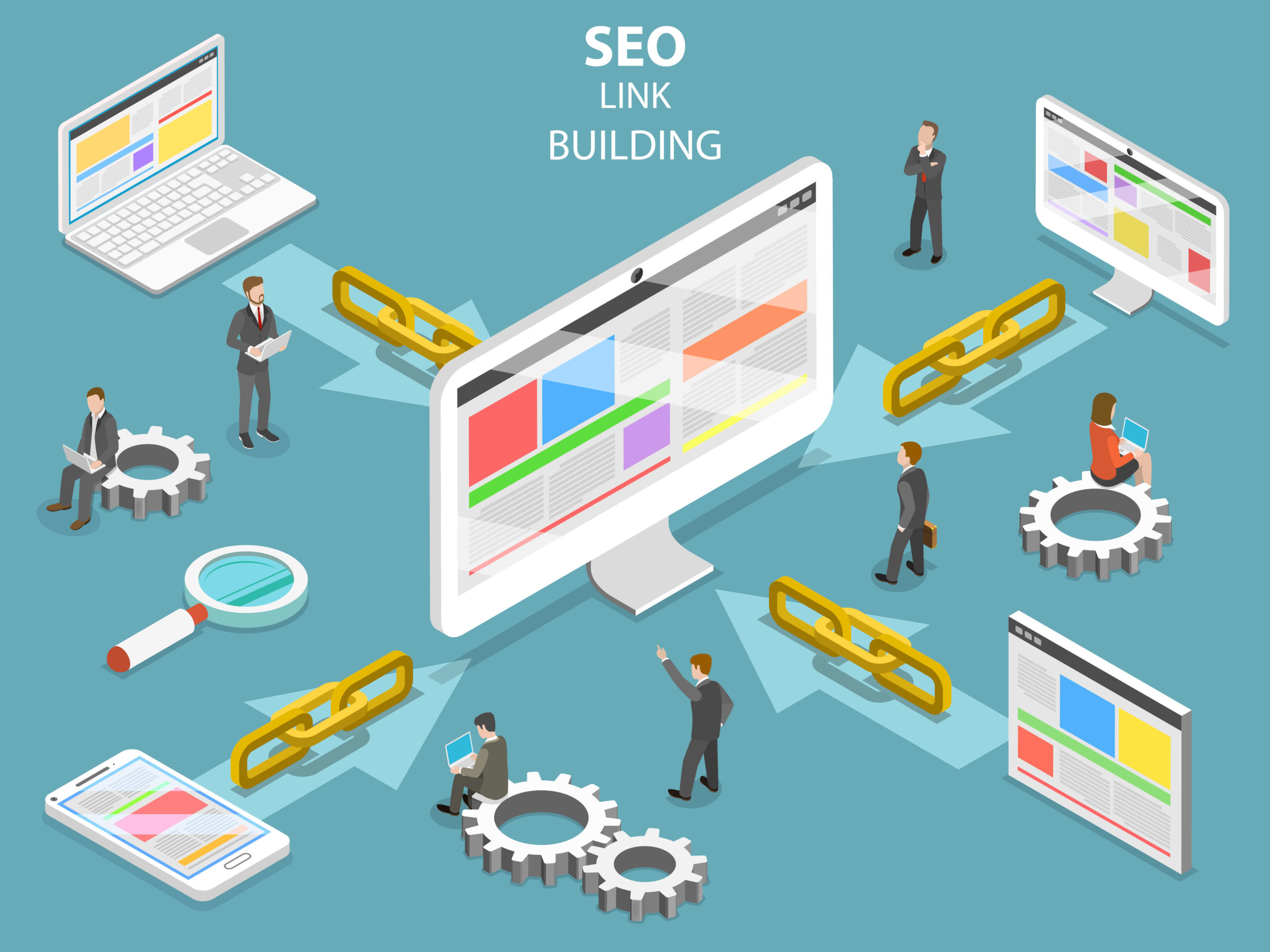 Why Link Building Is Important for Your SEO Strategy